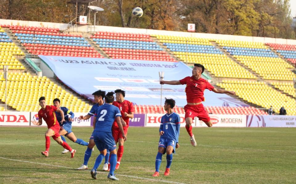 U23 Việt Nam được thưởng lớn sau chiến thắng khó nhọc trước Đài Bắc Trung Hoa