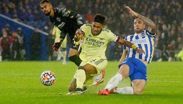 Brighton 0-0 Arsenal: Hút chết ở Falmer - Ảnh 2.