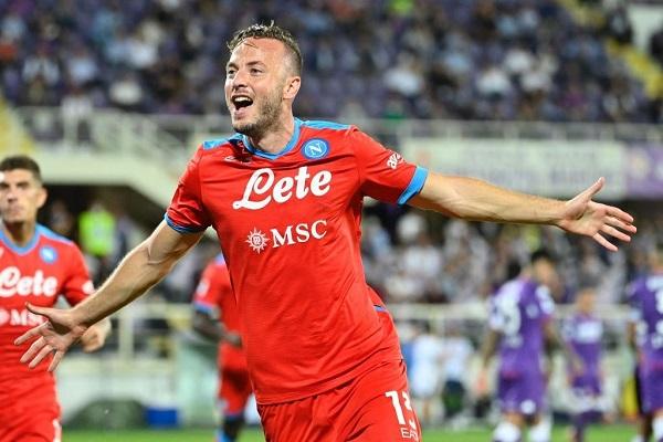 Napoli ngược dòng, toàn thắng 7 vòng mở màn Serie A - Ảnh 1.