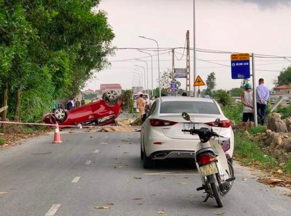 Vụ Youtuber Nam Ok lái ô tô gây tai nạn thảm khốc ở Bắc Ninh: Công bố nguyên nhân tử vong của 3 người  - Ảnh 2.