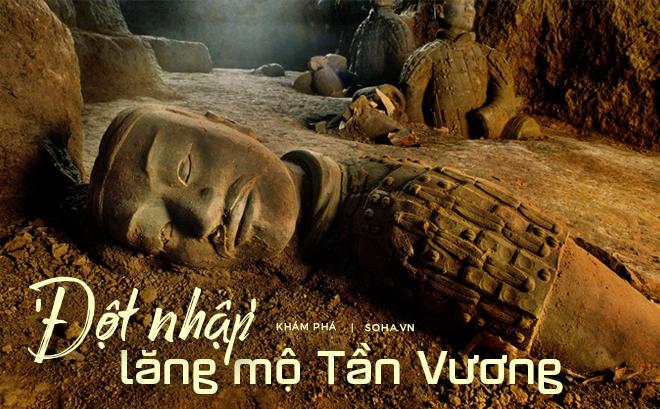 Đột phá bên trong lăng mộ Tần Thủy Hoàng: Bí ẩn 2.000 năm sắp được giải mã trong thế kỷ 21!