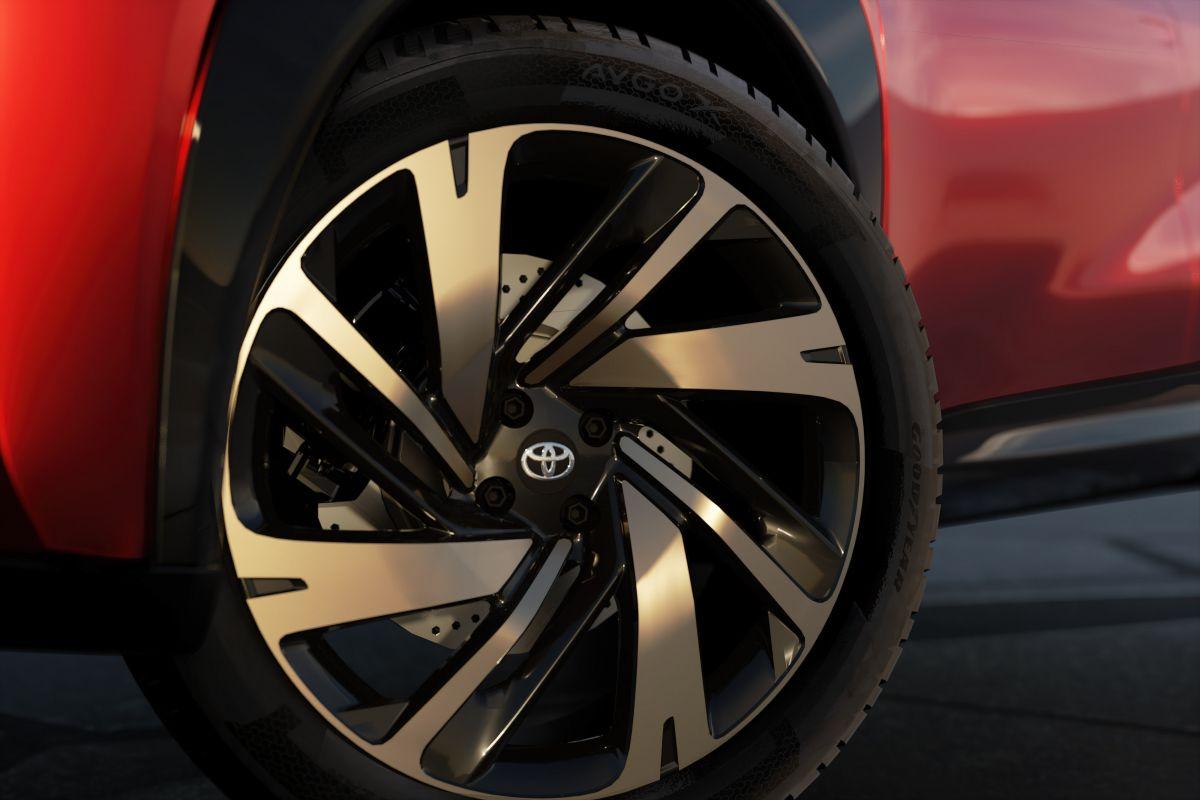 Mãn nhãn mẫu xe đô thị mới của Toyota mang tên Aygo X - Ảnh 6.