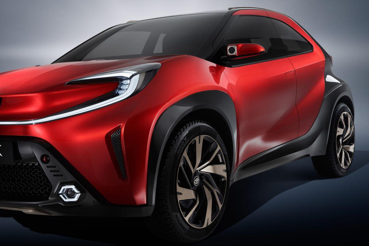Mãn nhãn mẫu xe đô thị mới của Toyota mang tên Aygo X - Ảnh 5.