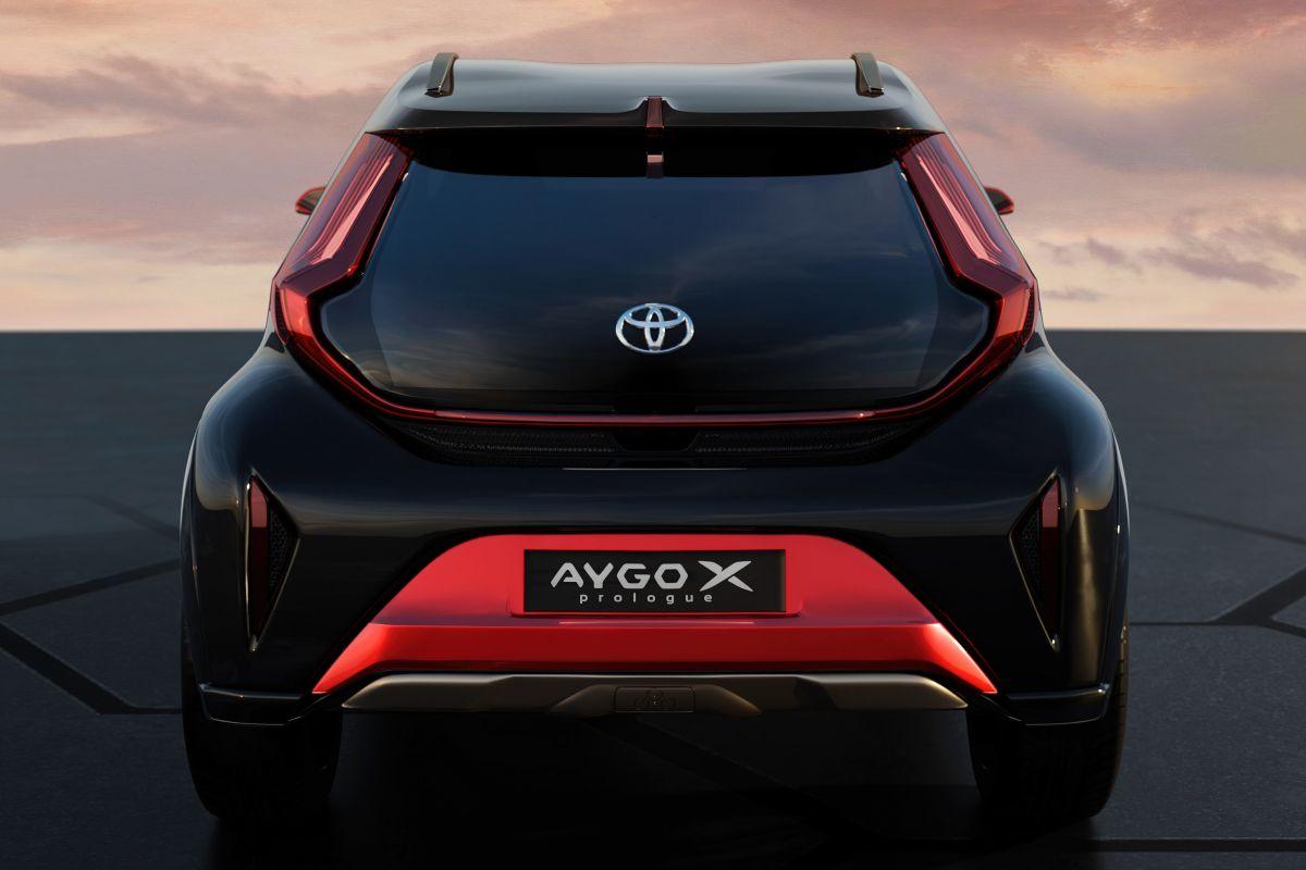 Mãn nhãn mẫu xe đô thị mới của Toyota mang tên Aygo X - Ảnh 7.