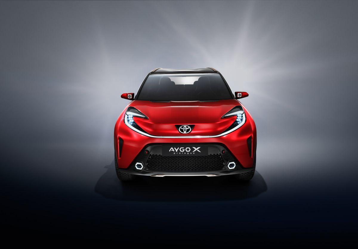 Mãn nhãn mẫu xe đô thị mới của Toyota mang tên Aygo X - Ảnh 2.