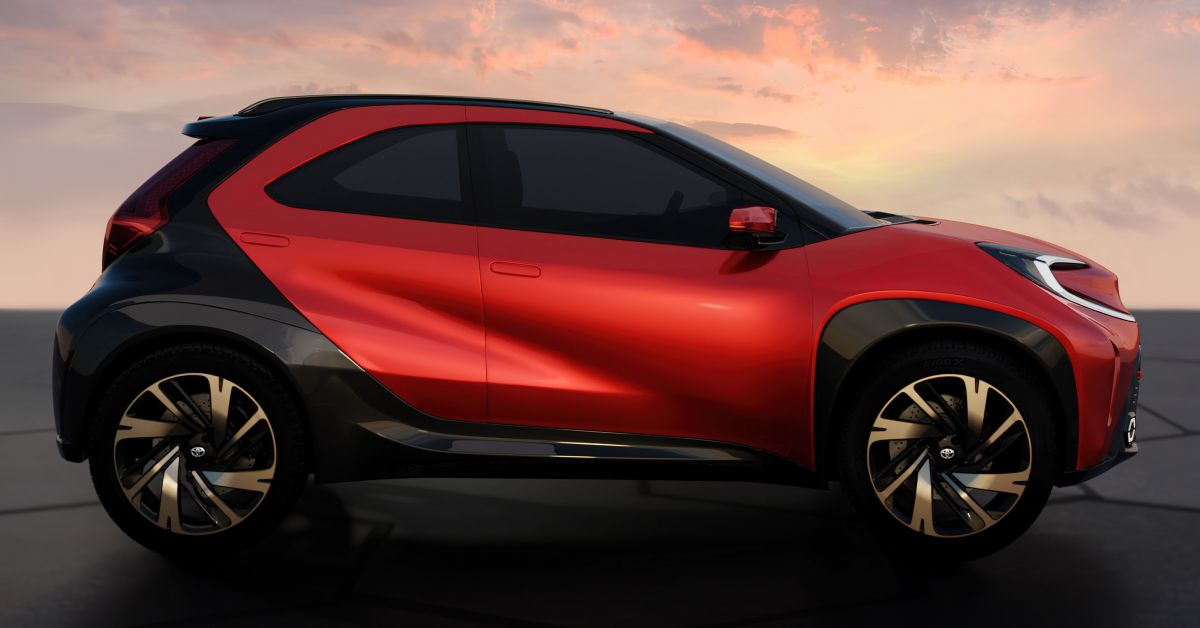 Mãn nhãn mẫu xe đô thị mới của Toyota mang tên Aygo X - Ảnh 4.