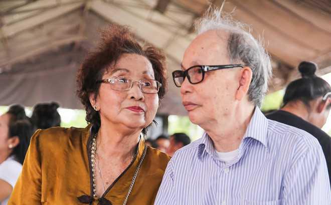 Sinh thời, ba anh Hoài Linh được nhiều anh chị em nghệ sĩ ngưỡng mộ - Ảnh 4.