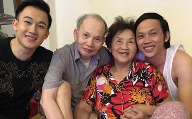 Sinh thời, ba anh Hoài Linh được nhiều anh chị em nghệ sĩ ngưỡng mộ - Ảnh 6.