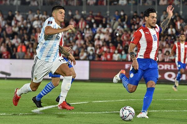 Paraguay 0-0 Argentina: Bất lực! - Ảnh 1.