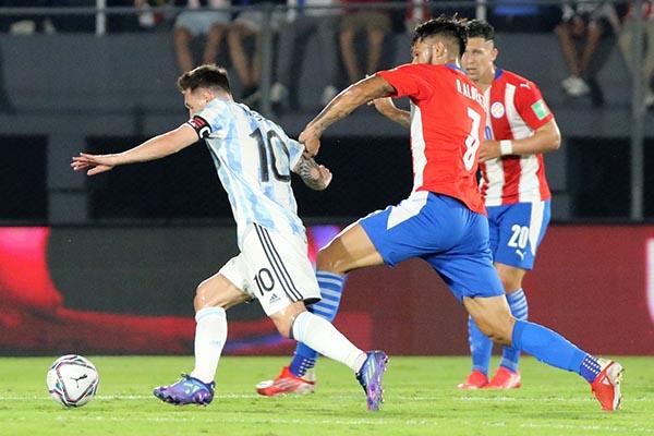 Paraguay 0-0 Argentina: Bất lực! - Ảnh 3.