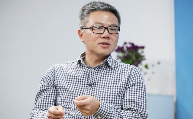 GS Ngô Bảo Châu: Tôi từng mong muốn con có thể giỏi Toán nhưng không thành công