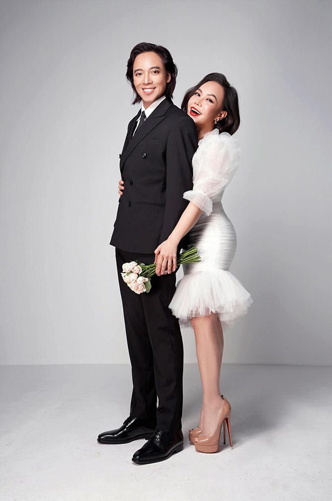 Điều ít biết về đám cưới bí ẩn tại Mỹ của danh hài Việt Hương với chồng hai - Ảnh 3.