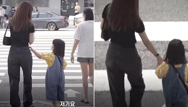 Câu chuyện bé gái 5 tuổi nhờ người lớn dẫn qua đường có gì mà viral khắp MXH Hàn, được dân tình bàn tán xôn xao? - Ảnh 3.