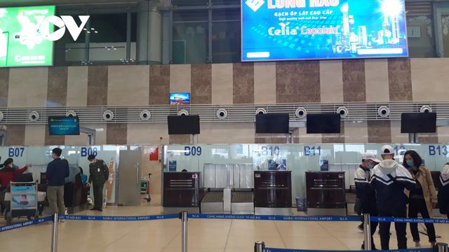 Sân bay nội địa, quốc tế lại đìu hiu vì Covid-19 - Ảnh 3.