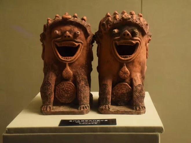 Những cổ vật lạc loài trong viện bảo tàng khiến bạn không thể nhịn cười - Ảnh 5.