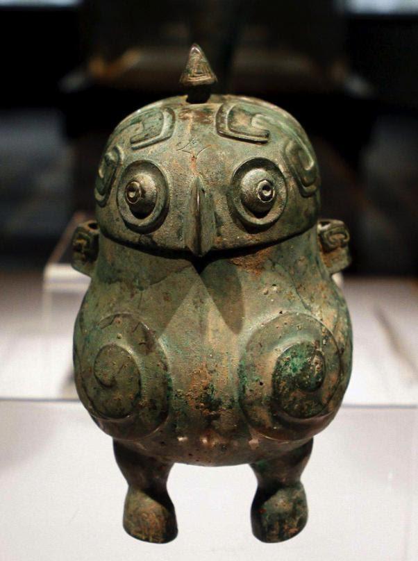Những cổ vật lạc loài trong viện bảo tàng khiến bạn không thể nhịn cười - Ảnh 4.