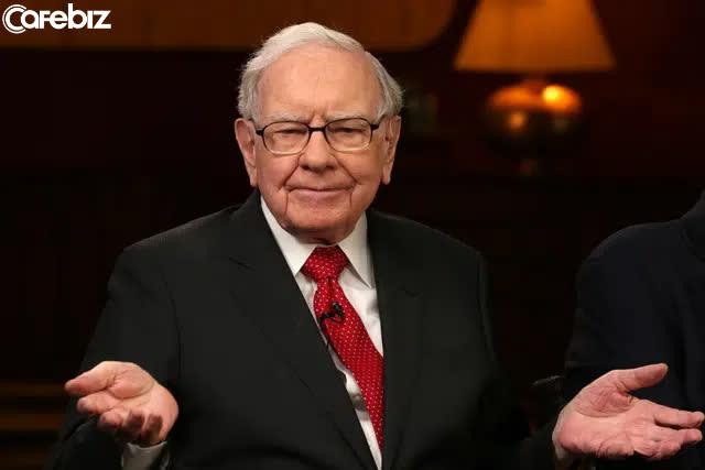 Warren Buffett nói rằng một người sắp phát tài sẽ có 3 biểu hiện, xuất thân, vận may hay quan hệ xã hội hoàn toàn không có quá nhiều ý nghĩa - Ảnh 1.