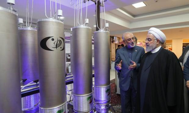 Cảnh báo sắc lẹm của quan chức Iran về thúc đẩy phát triển vũ khí hạt nhân - Ảnh 1.