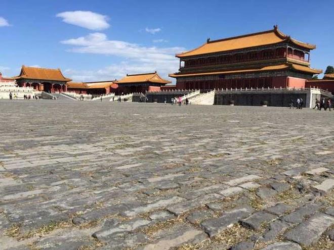 Trận động đất khiến gạch lát Tử Cấm Thành nứt vỡ, bí mật chôn vùi 600 năm dưới nền nhà được hé lộ - Ảnh 3.
