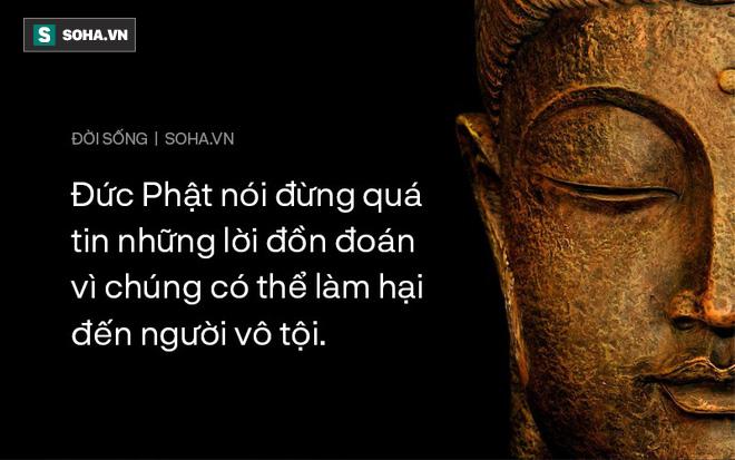 7 bài học từ những lời răn của Đức Phật: Làm được điều số 1 đã có thể sống thọ, tích phúc - Ảnh 6.