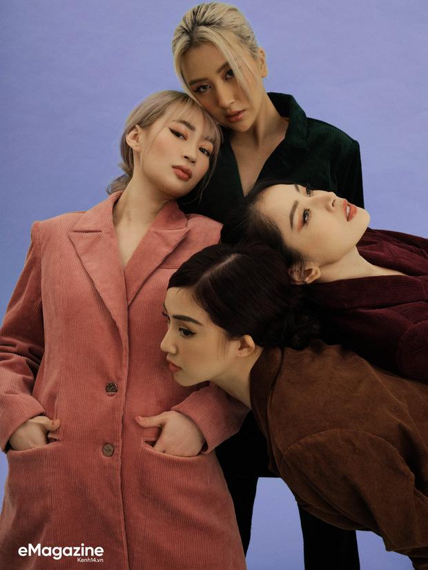 Hội bạn hotgirl Hà Thành của Chi Pu mở tiệc tất niên nhưng khác hẳn mọi năm: 3 thành viên tụ họp, còn Quỳnh Anh Shyn? - Ảnh 4.