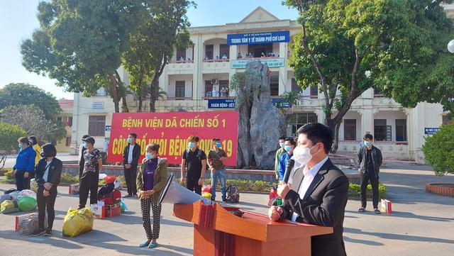 Thêm 22 bệnh nhân được công bố khỏi bệnh tại Chí Linh chiều 30 Tết - Ảnh 5.