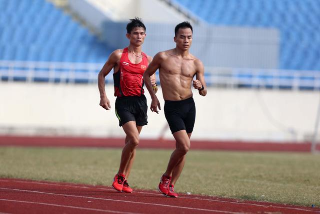 Đôi chân thép ôm nỗi ám ảnh về SEA Games & cú đoạt vé Olympic đầy ngỡ ngàng cho Việt Nam - Ảnh 1.