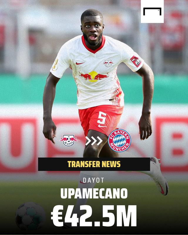 NÓNG: Bayern Munich xác nhận chiêu mộ thành công Dayot Upamecano - Ảnh 1.