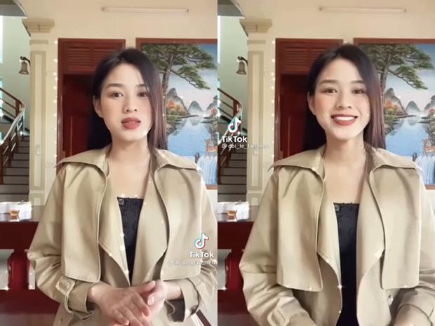 Hoa hậu Đỗ Hà 'xả vai' thành cô nữ sinh 2K1: Nhan sắc còn long lanh như ảnh tự đăng? - ảnh 1