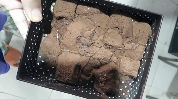 Cô gái cầu cứu bạn bè vì làm đồ ăn tặng người yêu nhưng lại ra sản phẩm nhìn như hộp đất, đố ai nhận ra đây là món gì? - Ảnh 1.