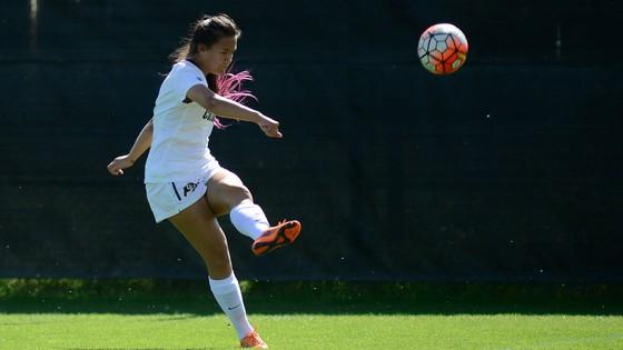 Alexandra Huỳnh khát khao chơi cho Đội tuyển Việt Nam - Ảnh 1.