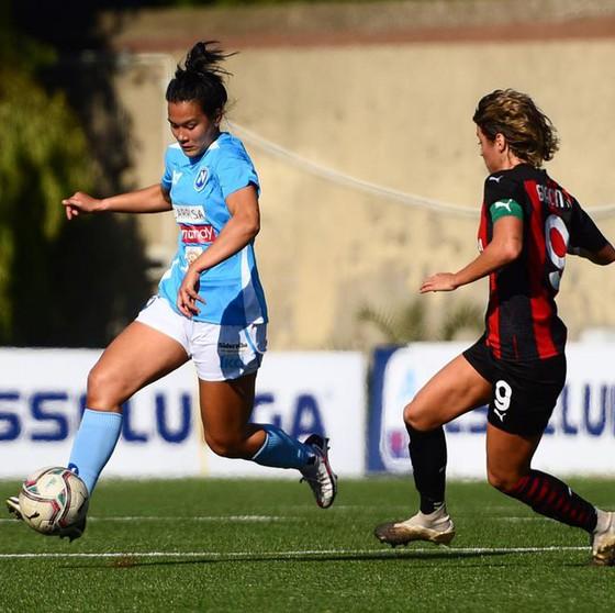 Alexandra Huỳnh khát khao chơi cho Đội tuyển Việt Nam - Ảnh 2.