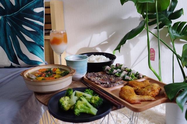 Chàng trai Việt mang di ảnh bố mẹ đi khắp nước Nhật lộ tài nấu nướng đẳng cấp: Đưa đồ ăn đơn giản lên '5 sao' - ảnh 17