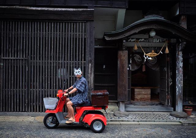 Chàng trai Việt mang di ảnh bố mẹ đi khắp nước Nhật lộ tài nấu nướng đẳng cấp: Đưa đồ ăn đơn giản lên '5 sao' - ảnh 23