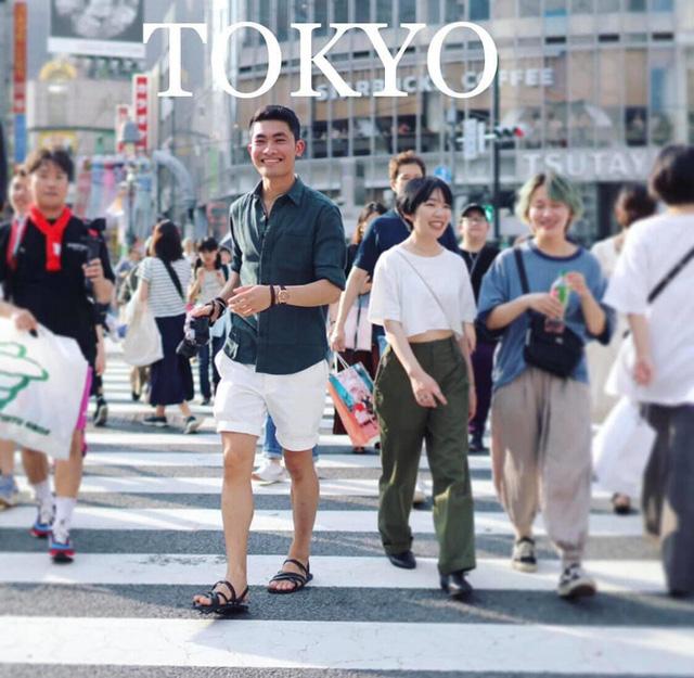 Chàng trai Việt mang di ảnh bố mẹ đi khắp nước Nhật lộ tài nấu nướng đẳng cấp: Đưa đồ ăn đơn giản lên '5 sao' - ảnh 25