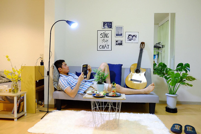 Chàng trai Việt mang di ảnh bố mẹ đi khắp nước Nhật lộ tài nấu nướng đẳng cấp: Đưa đồ ăn đơn giản lên '5 sao' - ảnh 8
