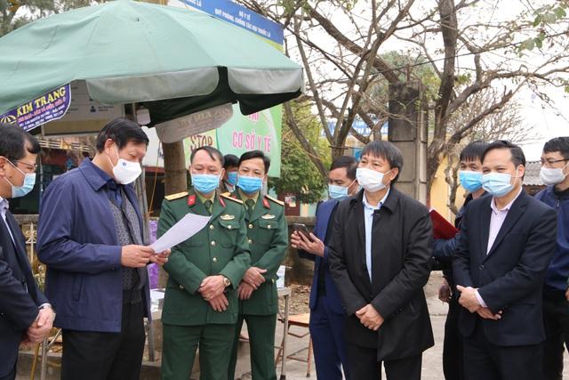 Bắc Giang rà soát toàn bộ chuyên gia Nhật Bản nhập cảnh từ tháng 1; Hải Dương có ca dương tính SARS-CoV-2 chưa xác định được nguồn lây - Ảnh 1.