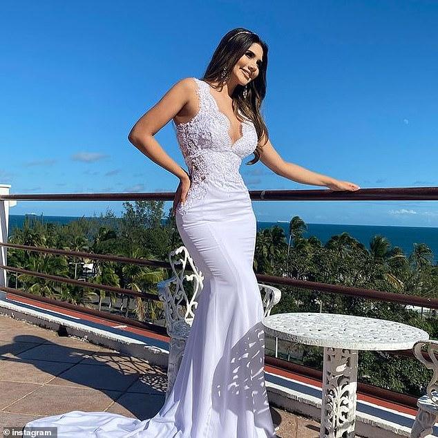 Nóng: Bị nghi ngờ là thành viên băng đảng bắt cóc, hoa hậu Mexico đối diện án tù 50 năm - Ảnh 1.