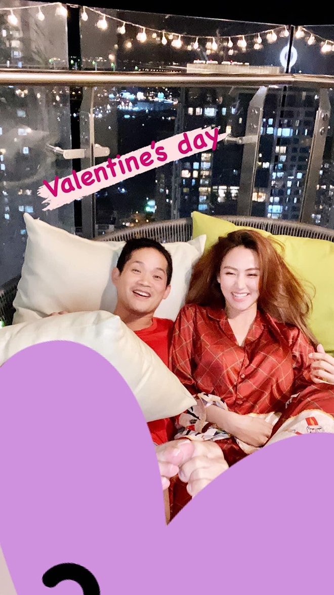 Danh tính chồng đại gia không lãng mạn, ít khi lộ diện của diễn viên Ngân Khánh  - Ảnh 1.