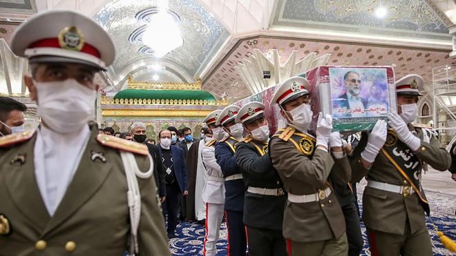 Liên tiếp công bố tình tiết mới vụ ám sát nhà KHHN, Tình báo và QĐ Iran lộ điểm yếu chí tử - Ảnh 1.