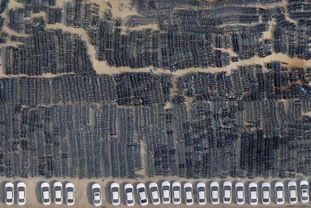 Hoa mắt chóng mặt với nghĩa trang xe thây ma ở Trung Quốc: Hơn 500 nghìn chiếc xe máy điện chơ vơ giữa lòng thành phố - Ảnh 2.