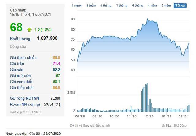 An Phát Holdings (APH) chào bán gần 56 triệu cổ phiếu với giá bằng mệnh giá - Ảnh 1.