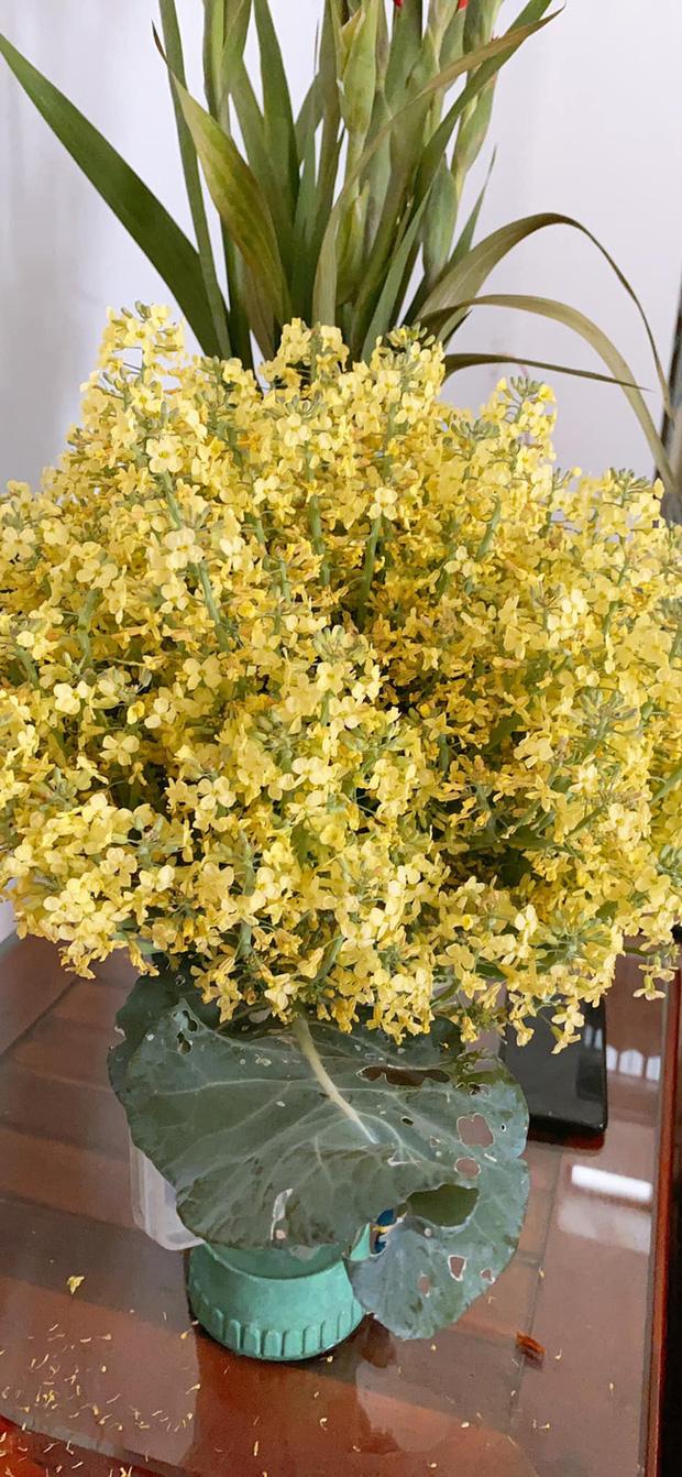 Khoe bó hoa rực rỡ chỉ đáng chục nghìn đồng, mẹ trẻ khiến tất thảy kinh ngạc vì nguồn gốc quên không xào thịt bò? - Ảnh 1.
