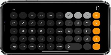 Những tính năng ẩn tuyệt vời của máy tính trên iPhone - Ảnh 1.