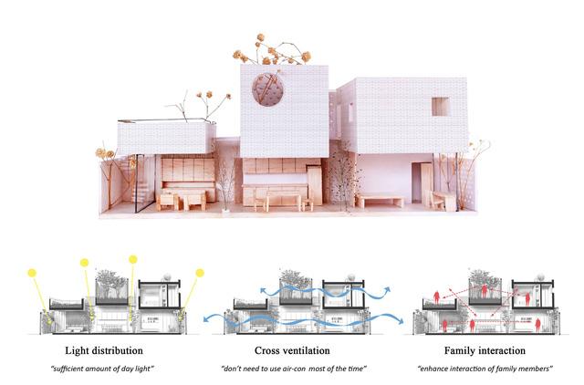 Ngôi nhà 64 m2 tại Hà Nội như một khu vườn với rau và cây ăn trái - Ảnh 11.