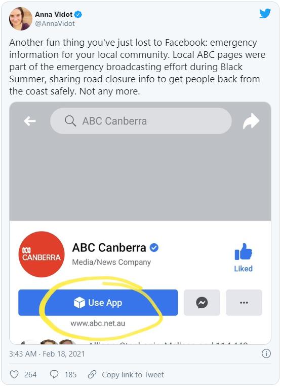 Facebook phát động chiến tranh tin tức với Úc - Ảnh 3.
