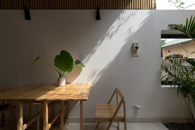 Ngôi nhà 64 m2 tại Hà Nội như một khu vườn với rau và cây ăn trái - Ảnh 5.