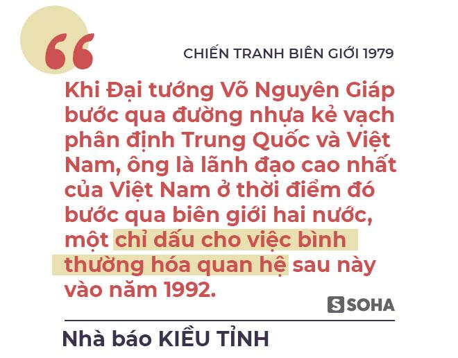 Chiến tranh biên giới 1979: Khi đó, chỉ có Việt Nam đủ can đảm say No với Trung Quốc hung hăng, ngang ngược - Ảnh 8.