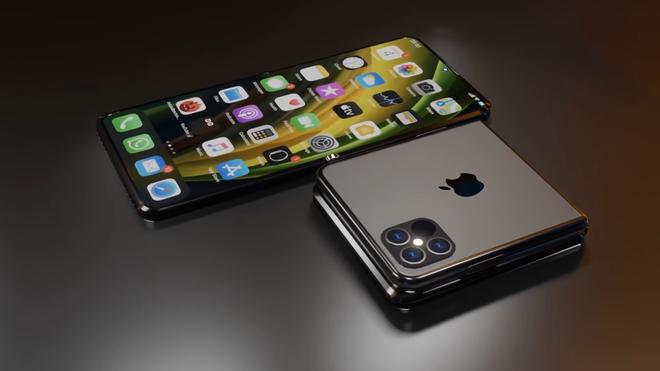 iPhone màn hình gập sẽ sử dụng tấm nền OLED do LG cung cấp, ra mắt trong năm 2023 - Ảnh 2.