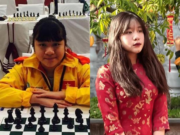 Nữ sinh lớp 10 vô địch cờ vua thế giới: Tự bắt xe khách vượt 200km đi học thêm từ lớp 3, lột xác ngoạn mục khi giảm liền 9 kg! - ảnh 8